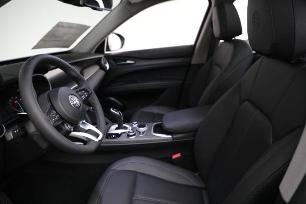 New 2021 Alfa Romeo Stelvio Ti Q4 for sale $50,505 at Maserati of Westport in Westport CT 06880 14