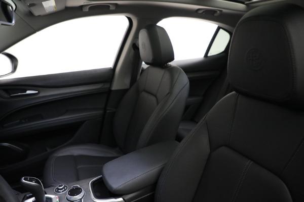 New 2021 Alfa Romeo Stelvio Ti Q4 for sale $50,505 at Maserati of Westport in Westport CT 06880 15