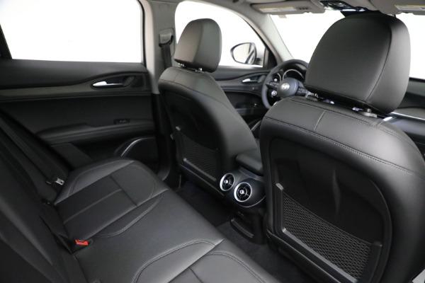 New 2021 Alfa Romeo Stelvio Ti Q4 for sale $50,505 at Maserati of Westport in Westport CT 06880 17