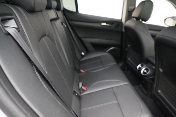 New 2021 Alfa Romeo Stelvio Ti Q4 for sale $50,505 at Maserati of Westport in Westport CT 06880 18