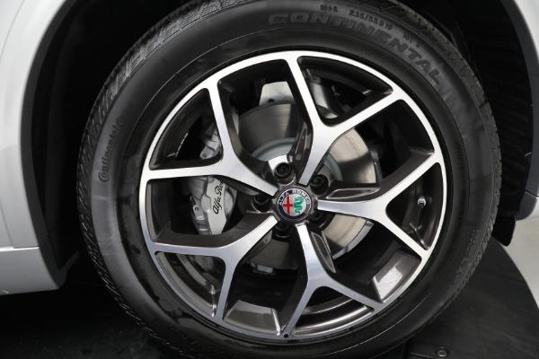 New 2021 Alfa Romeo Stelvio Ti Q4 for sale $50,505 at Maserati of Westport in Westport CT 06880 19