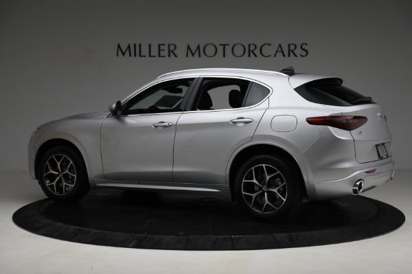 New 2021 Alfa Romeo Stelvio Ti Q4 for sale $50,505 at Maserati of Westport in Westport CT 06880 4