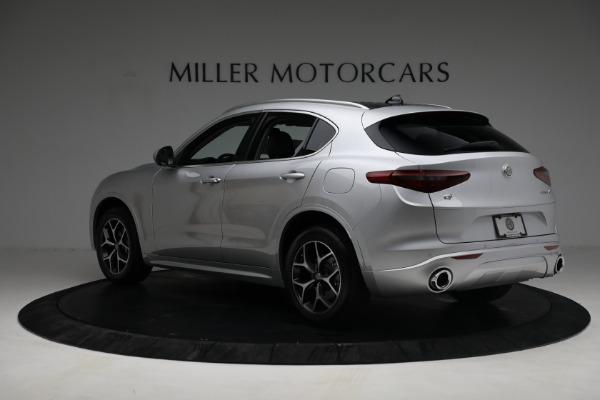 New 2021 Alfa Romeo Stelvio Ti Q4 for sale $50,505 at Maserati of Westport in Westport CT 06880 5