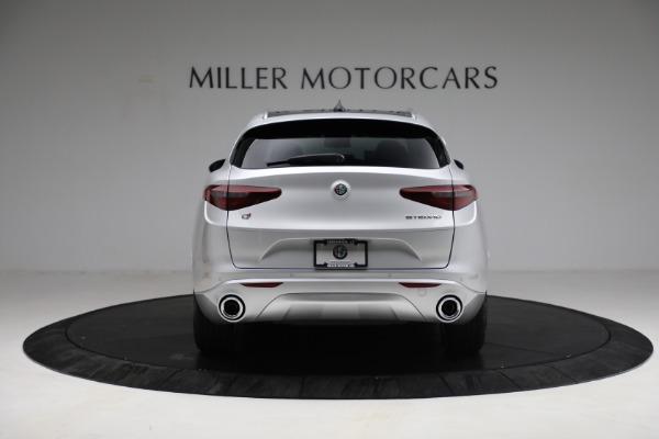 New 2021 Alfa Romeo Stelvio Ti Q4 for sale $50,505 at Maserati of Westport in Westport CT 06880 6
