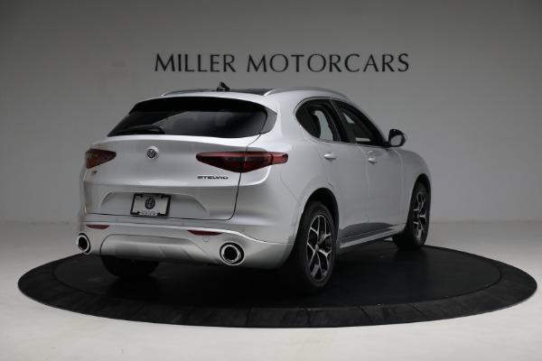 New 2021 Alfa Romeo Stelvio Ti Q4 for sale $50,505 at Maserati of Westport in Westport CT 06880 7