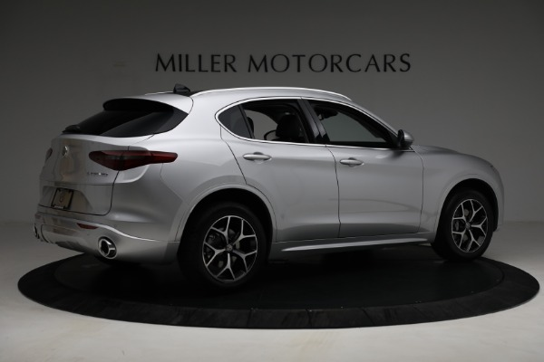 New 2021 Alfa Romeo Stelvio Ti Q4 for sale $50,505 at Maserati of Westport in Westport CT 06880 8