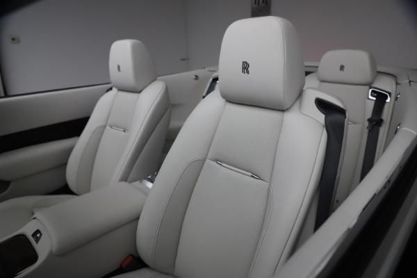 New 2021 Rolls-Royce Dawn for sale $391,350 at Maserati of Westport in Westport CT 06880 25