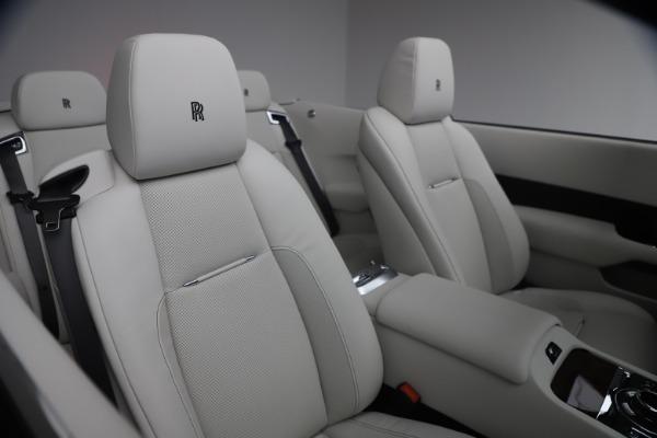 New 2021 Rolls-Royce Dawn for sale $391,350 at Maserati of Westport in Westport CT 06880 26