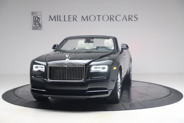 New 2021 Rolls-Royce Dawn for sale $391,350 at Maserati of Westport in Westport CT 06880 3