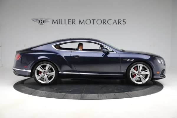 Used 2017 Bentley Continental GT V8 S for sale $146,900 at Maserati of Westport in Westport CT 06880 8