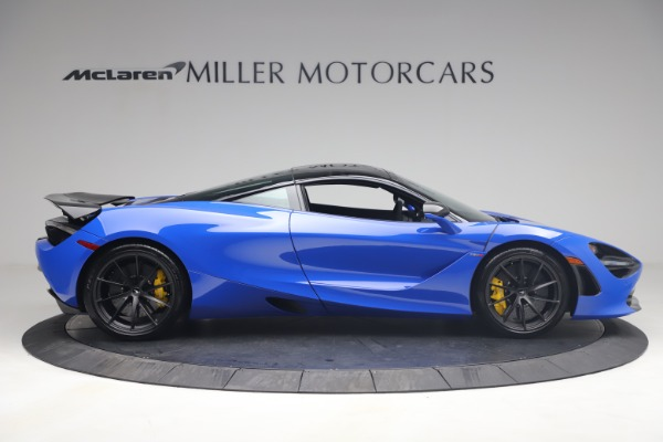 Used 2020 McLaren 720S Performance for sale $334,990 at Maserati of Westport in Westport CT 06880 8