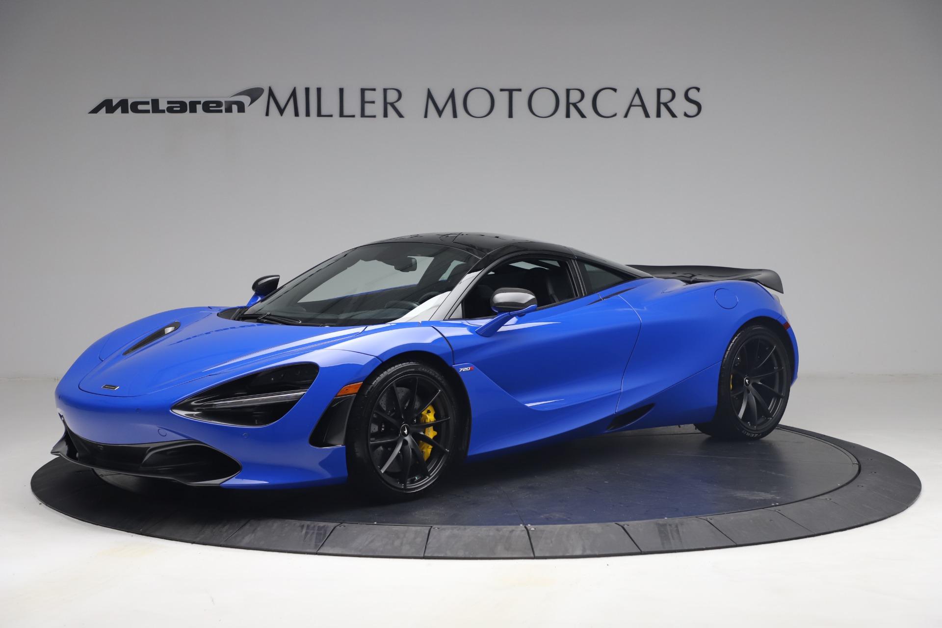Used 2020 McLaren 720S Performance for sale $334,990 at Maserati of Westport in Westport CT 06880 1