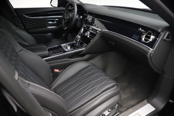 New 2020 Bentley Flying Spur First Edition for sale $276,070 at Maserati of Westport in Westport CT 06880 20