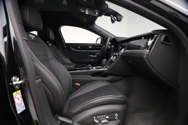 New 2020 Bentley Flying Spur First Edition for sale $276,070 at Maserati of Westport in Westport CT 06880 21