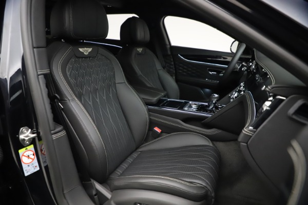 New 2020 Bentley Flying Spur First Edition for sale $276,070 at Maserati of Westport in Westport CT 06880 22