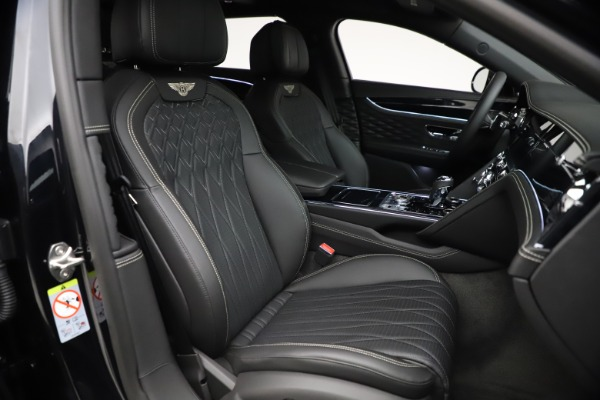 New 2020 Bentley Flying Spur First Edition for sale $276,070 at Maserati of Westport in Westport CT 06880 23
