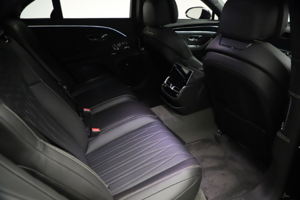 New 2020 Bentley Flying Spur First Edition for sale $276,070 at Maserati of Westport in Westport CT 06880 25