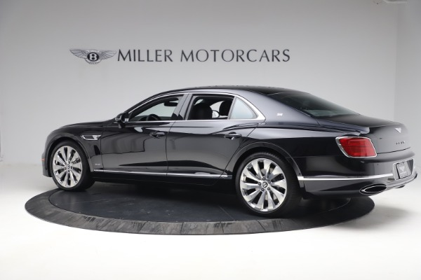 New 2020 Bentley Flying Spur First Edition for sale $276,070 at Maserati of Westport in Westport CT 06880 4