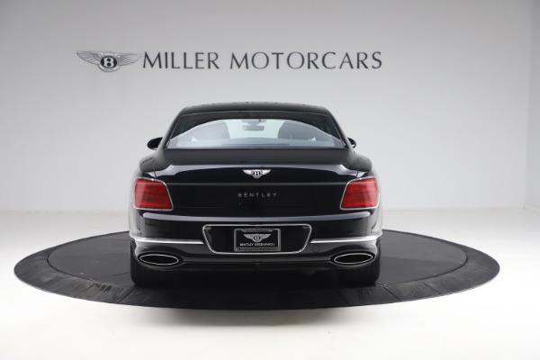 New 2020 Bentley Flying Spur First Edition for sale $276,070 at Maserati of Westport in Westport CT 06880 6