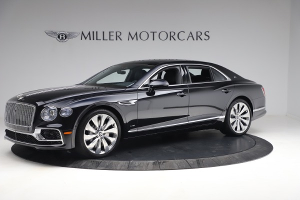 New 2020 Bentley Flying Spur First Edition for sale $276,070 at Maserati of Westport in Westport CT 06880 1