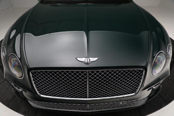 New 2020 Bentley Continental GT W12 for sale $264,255 at Maserati of Westport in Westport CT 06880 12
