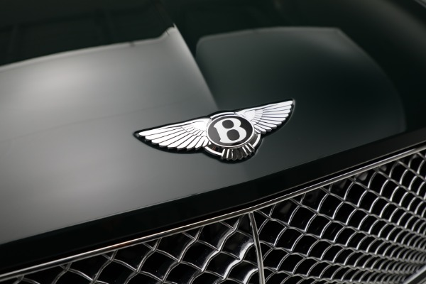 New 2020 Bentley Continental GT W12 for sale $264,255 at Maserati of Westport in Westport CT 06880 13