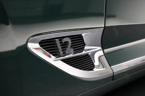 New 2020 Bentley Continental GT W12 for sale $264,255 at Maserati of Westport in Westport CT 06880 15