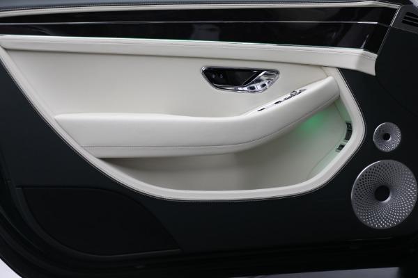 New 2020 Bentley Continental GT W12 for sale $264,255 at Maserati of Westport in Westport CT 06880 16
