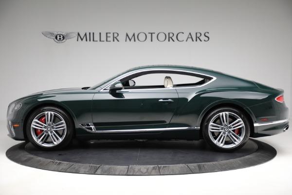 New 2020 Bentley Continental GT W12 for sale $264,255 at Maserati of Westport in Westport CT 06880 2