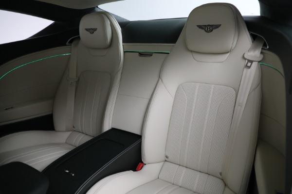 New 2020 Bentley Continental GT W12 for sale $264,255 at Maserati of Westport in Westport CT 06880 20