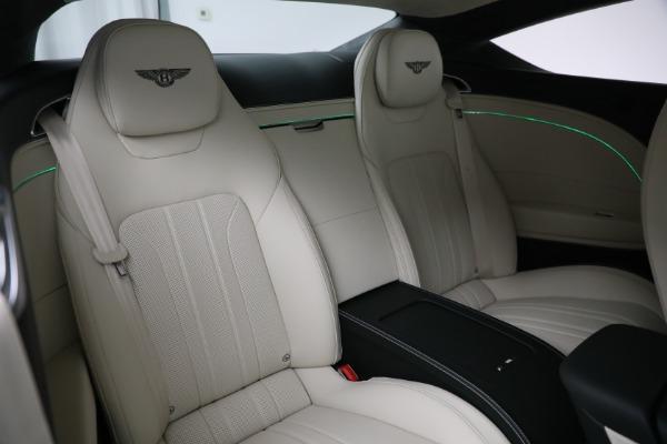New 2020 Bentley Continental GT W12 for sale $264,255 at Maserati of Westport in Westport CT 06880 22