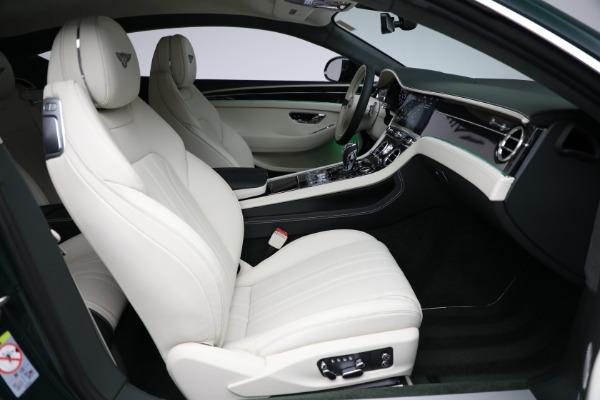 New 2020 Bentley Continental GT W12 for sale $264,255 at Maserati of Westport in Westport CT 06880 24