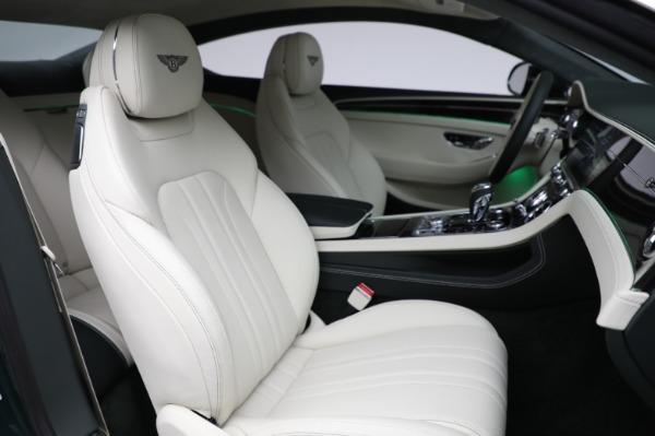 New 2020 Bentley Continental GT W12 for sale $264,255 at Maserati of Westport in Westport CT 06880 25