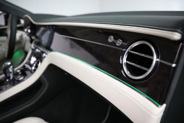 New 2020 Bentley Continental GT W12 for sale $264,255 at Maserati of Westport in Westport CT 06880 26