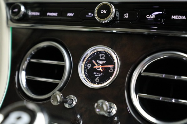 Used 2020 Bentley Continental GT W12 for sale Call for price at Maserati of Westport in Westport CT 06880 27