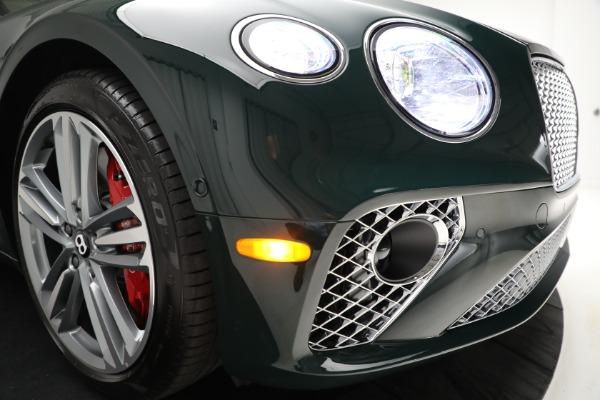 New 2020 Bentley Continental GT W12 for sale $264,255 at Maserati of Westport in Westport CT 06880 28