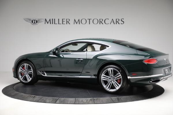 New 2020 Bentley Continental GT W12 for sale $264,255 at Maserati of Westport in Westport CT 06880 3