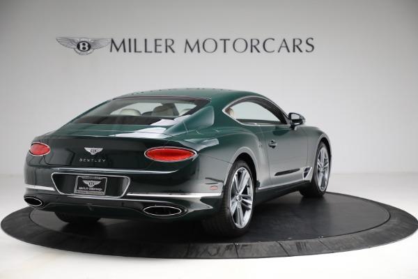 New 2020 Bentley Continental GT W12 for sale $264,255 at Maserati of Westport in Westport CT 06880 6