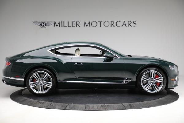 New 2020 Bentley Continental GT W12 for sale $264,255 at Maserati of Westport in Westport CT 06880 8