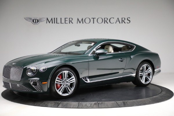 Used 2020 Bentley Continental GT W12 for sale Call for price at Maserati of Westport in Westport CT 06880 1