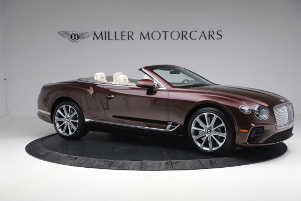 New 2020 Bentley Continental GT V8 for sale $269,605 at Maserati of Westport in Westport CT 06880 10