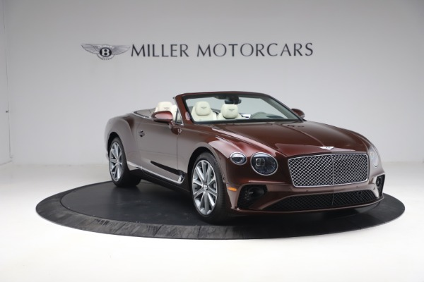 New 2020 Bentley Continental GT V8 for sale $269,605 at Maserati of Westport in Westport CT 06880 11