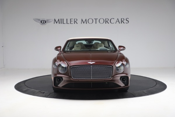 New 2020 Bentley Continental GT V8 for sale $269,605 at Maserati of Westport in Westport CT 06880 12