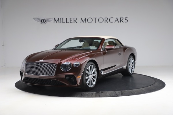 New 2020 Bentley Continental GT V8 for sale $269,605 at Maserati of Westport in Westport CT 06880 13