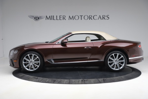 New 2020 Bentley Continental GT V8 for sale $269,605 at Maserati of Westport in Westport CT 06880 14