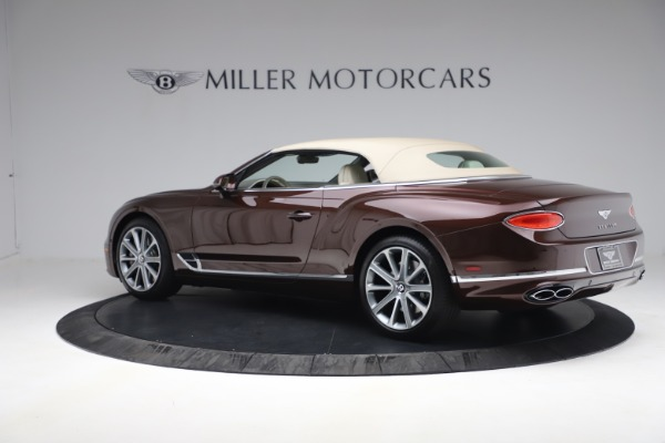 New 2020 Bentley Continental GT V8 for sale $269,605 at Maserati of Westport in Westport CT 06880 15