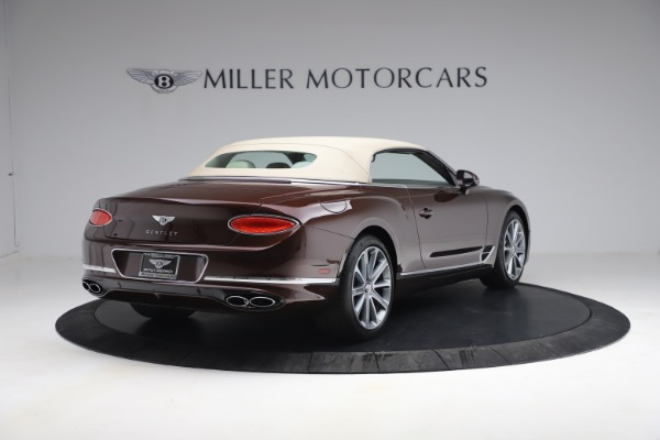 New 2020 Bentley Continental GT V8 for sale $269,605 at Maserati of Westport in Westport CT 06880 17