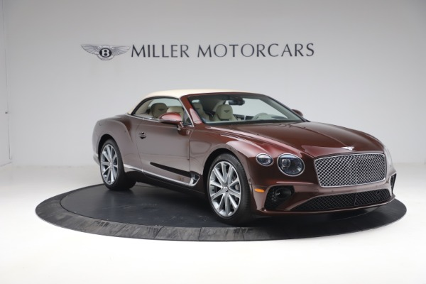 New 2020 Bentley Continental GT V8 for sale $269,605 at Maserati of Westport in Westport CT 06880 19