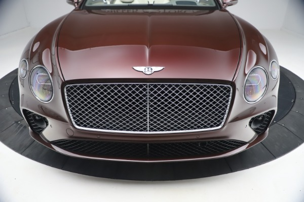 New 2020 Bentley Continental GT V8 for sale $269,605 at Maserati of Westport in Westport CT 06880 21