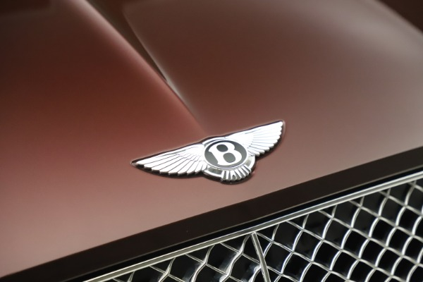 New 2020 Bentley Continental GT V8 for sale $269,605 at Maserati of Westport in Westport CT 06880 22